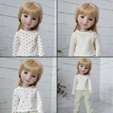 Одежда для кукол Ruby Red и Llorens 37 см.