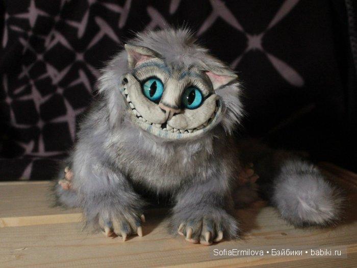 Чеширский кот своими руками фото 673