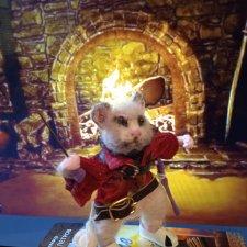 Мои игрушки из шерсти  мышь  Соня и кролик