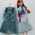 Зимние наряды для Эльзы и Анны Дисней Disney