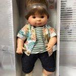Кукла Борха, 60 см, Paola Reina