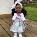Кукла Нора 2020 г.в, 34 см, Paola Reina