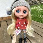Кукла Крисси Коллинз, 32 см, Биггерс, Berjuan