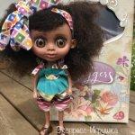 Кукла мулатка Мартина Хименез, 32 см, Биггерс, Berjuan
