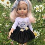 """Кукла Снежана """"Модные подружки"""" 32 см, Paola Reina"""