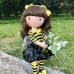 """Кукла Горджусс """"Пчелка-возлюбленная"""", 32 см, Paola Reina"""
