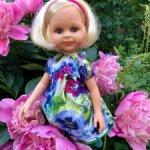 Кукла Варвара, 32 см, Paola Reina