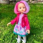 """Кукла Ноэлия """"Модные подружки"""" 32 см, Paola Reina"""