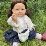 Кукла Паола, 40 см, Reina del Norte
