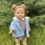 Кукла Валерия, 40 см, Reina del Norte