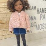 Кукла Майя, 37 см, Ruby Red