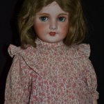 Антикварная кукла Антикварная кукла Unis France 301301