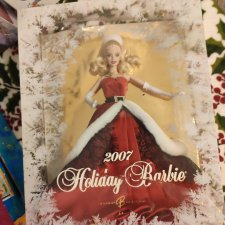 Barbie Holiday 2007 Холидей