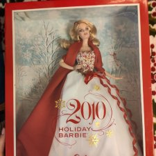 Barbie Holiday 2010 Холидей