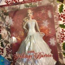 Barbie Holiday  Холидей 2008