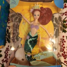 Ariel Summer Seas LITTLE MERMAID Disney Enchanted Ариель