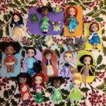 Куклы мини Дисней