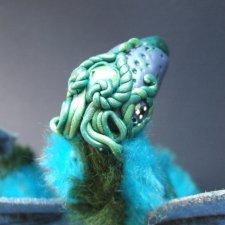 Создания Хрустального Озера: Эрэхтун Пыльцовый