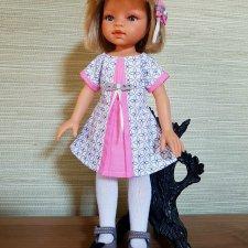 Платье для кукол Антонио Хуан Munecas Antonio Juan