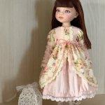 Изысканное платьице для Паола Рейна Paola Reina