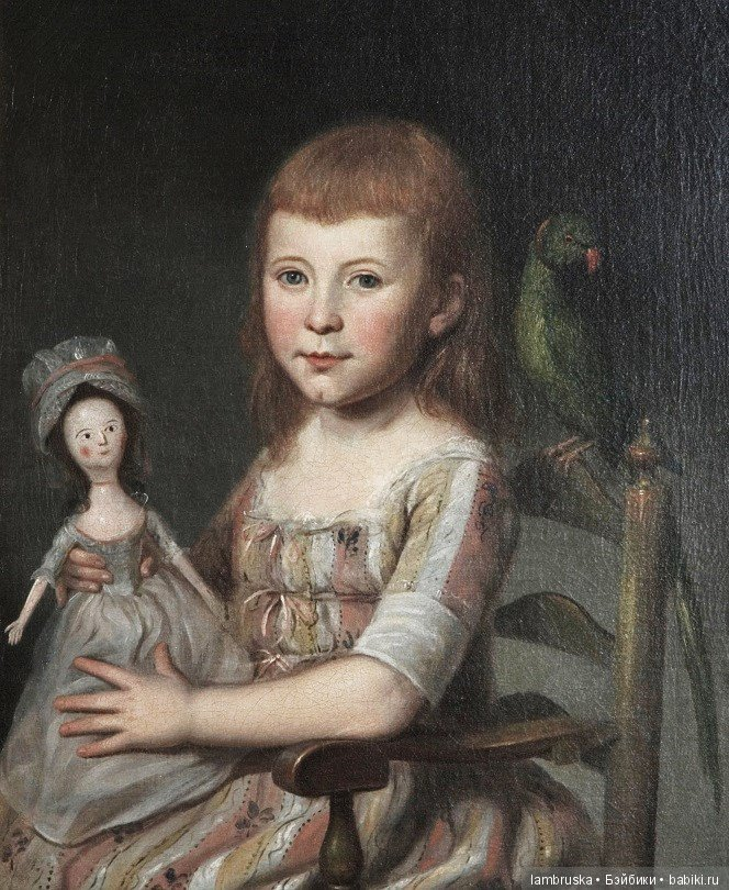 1789 ,Чарльз Уилсон Пиль,Энн Проктор
