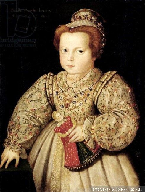 1577 Арабела Стюарт ,неизвестный худ.