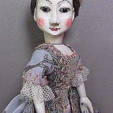Оливия. Новая Queen Anne Doll