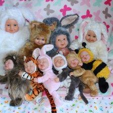 Моя скромная коллекция, малыши от Anne Geddes