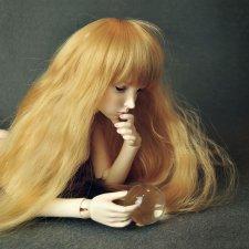 Обнажённый Ангел. Концепция красоты, воплощённая в кукле (18+)
