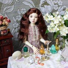 Файлин и парфюмерная коллекция