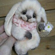 Мой мартовский кролик Мартин Кориньо