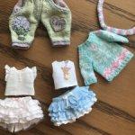 Продаю одежду для кукол на теле об11