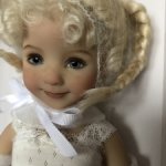Little Darling( ООАК )молд 3 -Geri Uribe, Dianna Effner
