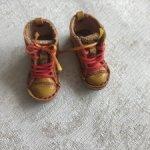 Продаю кожанные ботиночки для Блайт