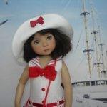 Комплект для кукол Little Darling Дианы Эффнер, Dianna Effner.