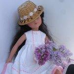 Одежда и обувь для кукол от Кети Круз(Kathe Kruse) серии La Bella