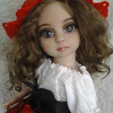 Девочки из сказки детства... ООАК кукол от Роберта Тоннера. Петси