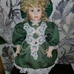 Кукла Мелоди музыкальная Franklin Mint