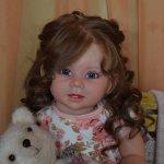 Малышка реборн Лилия от Оаевой Анастасии
