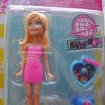 Маленькая фигурка Барби