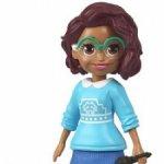 Polly Pocket #3 (Shani) / Поппи Покет маленькая куколка c набором аксессуаров