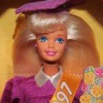 Кукла Барби Graduation Barbie 1996 год / Новая в коробке