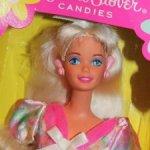 Кукла Барби Russell Stover Candies Barbiе 1996 год /NRFB
