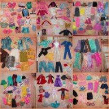 Одежда для Барби, Кенов и др.