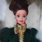 Кукла Барби  Yuletide Romance 1996 год / Новая в коробке