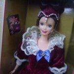 Кукла Sentimental Valentine Barbie 1996 год / Новая в коробке