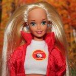 Кукла Барби Baywatch Barbie 1995