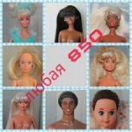 Куклы Барби, Кен, Скиппер, Джемка и др. любая=850р.