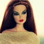 Кукла ФР Ванесса (нюд) / Vanessa Perrin Dress Code 2011 г. / Доставка в цене