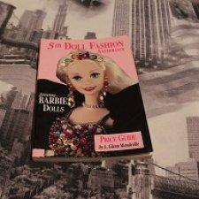 Книга о Барби Barbie Dolls Anthology and Price Guide (5-е издание)